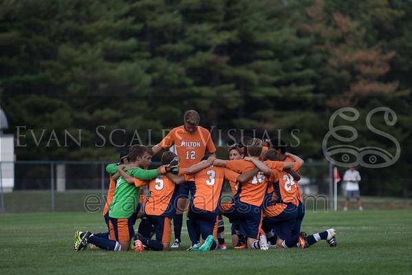 Milton Academy Boys' Varsity Soccer
