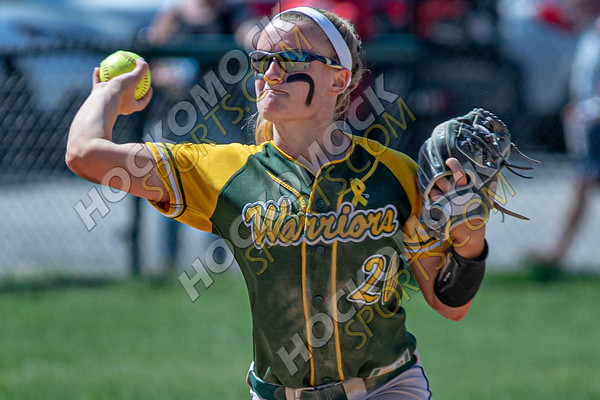 King Philip-New Bedford Softball - 06-08-19