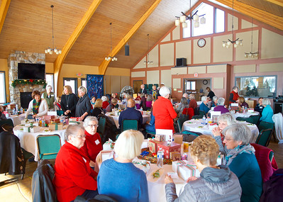 Sisters Quilt Show Holiday Luncheon 11-05-2019