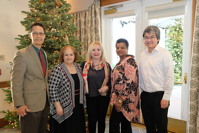 Coldwell Banker Hosts Holiday Luncheon
