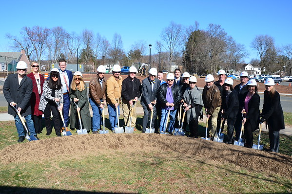 Town Hall Groundbreaking