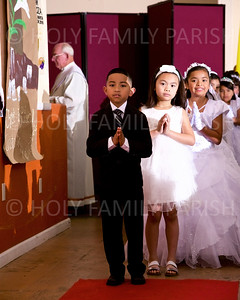 2016 Holy Family Parish 1st Holy Communion-Individual