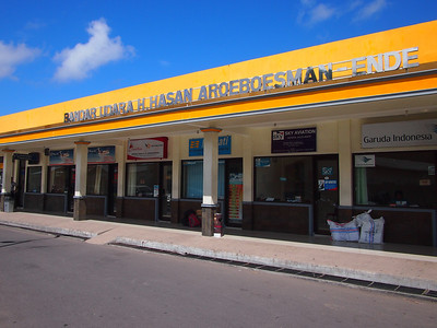 Ende Airport - Flores