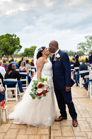 Alyssa & Kedrick's Wedding