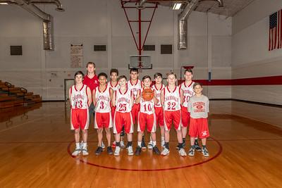 18-19 Columbus Jr High Boys Basketball Pictures