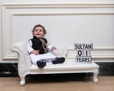Sultan turns 1 years old