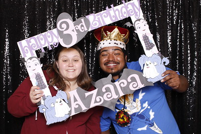 Azara's Birthday