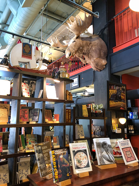 Battery Park Book Exchange & Champagne Bar in Asheville