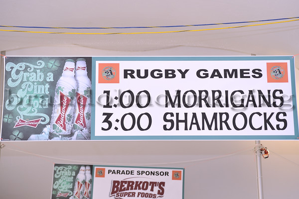 Manhattan Irish Fest XXI: Rugby