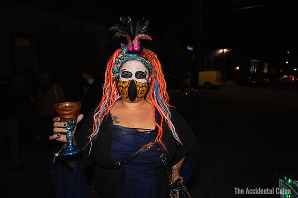 Dia de los Muertos, New Orleans 2020