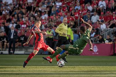 Portland Timbers vs Toronto FC