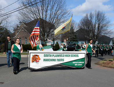 SOUTH PLAINFIELD JUNIOR BASEBALL CLUB OPENING DAY - APRIL 5, 2014