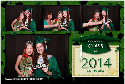 Eton Academy - Class of 2014
