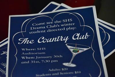 SHS COUNTRY CLUB  1-15
