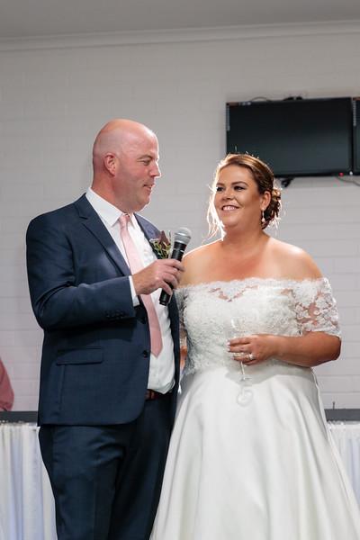 Leah and Jarrod - Wedding