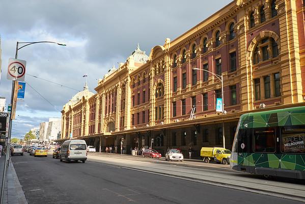 2016 Jan Melbourne