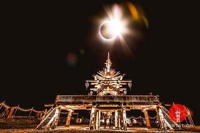 Oregon Eclipse Gathering