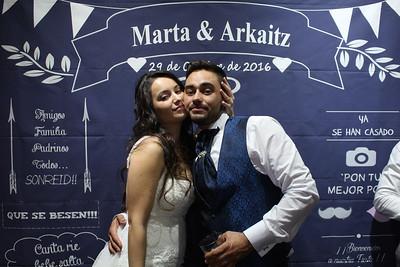 Boda Marta & Arkaitz 29-10-2016