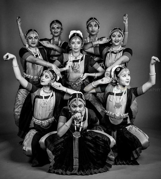 Nrityanjali Production Photoshoot 2018
