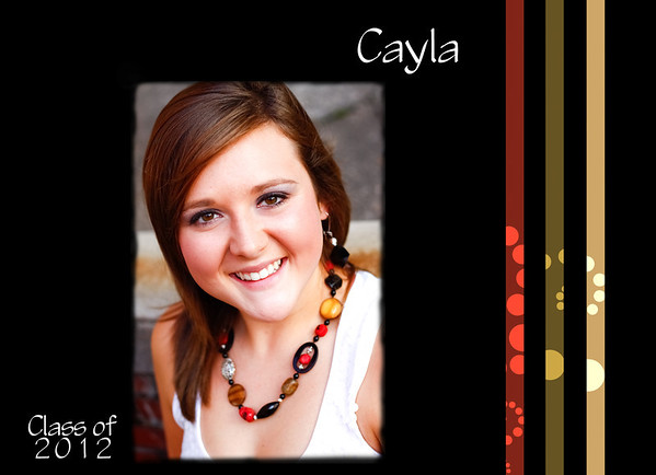 2011 Cayla - Photo Projects