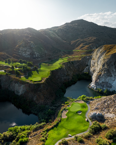 GOLFSCAPES
