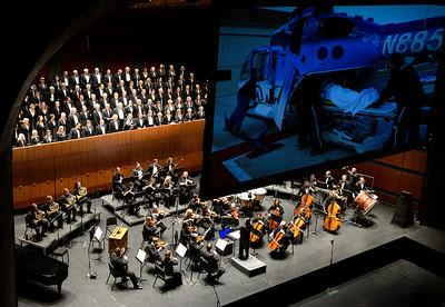 Faure Requim - Eugene Concert Choir