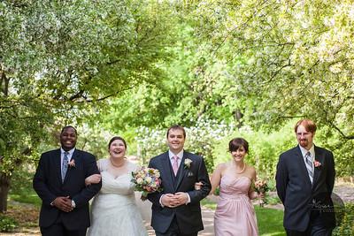 Wedding Party + Sylvia & Seth 130518