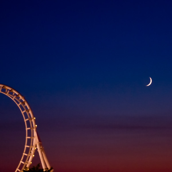 TWO CRESCENTS
