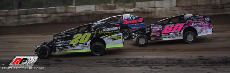 Lebanon Valley Speedway - 8/12/17 - Lucas Ballard