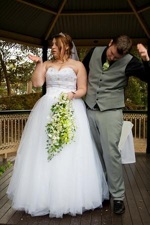 Chez and Ash's Wedding