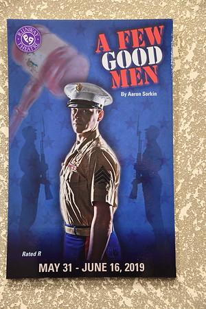 5-29-2019 A Few Good Men Dress Act 1 @ Runway Theatre