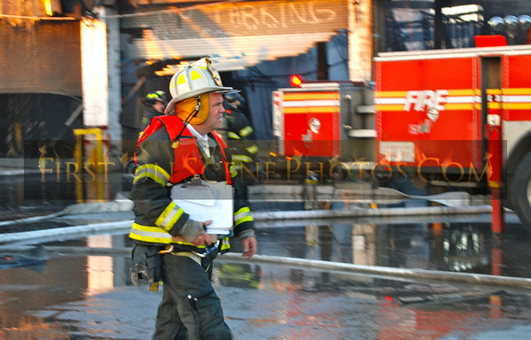 11/22/12 - Long Island City 2nd Alarm