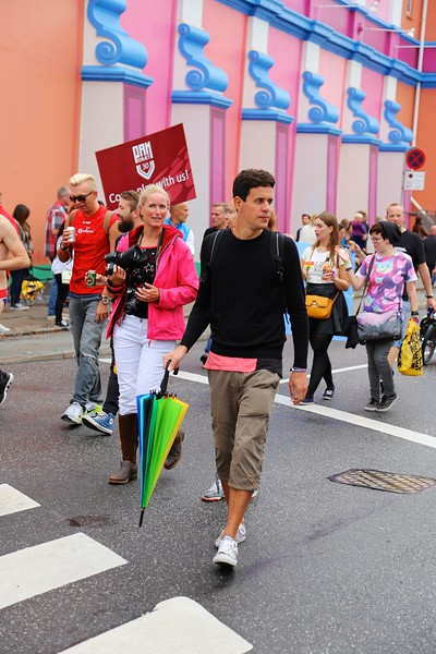 Copenhagen Pride 2014