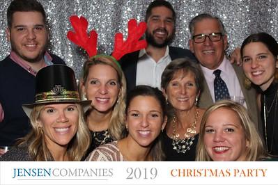 Jensen Companies Christmas Party 2019