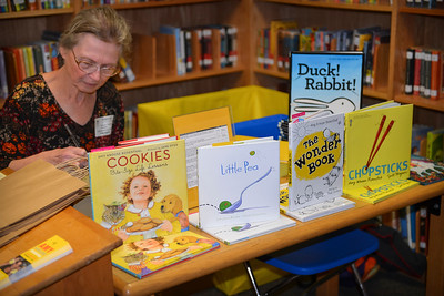 2015 Author Visit Teacher Luncheon - Amy Krause Rosenthal