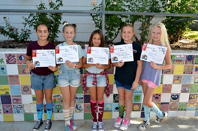 PCR Rallies Recognize Student Winners