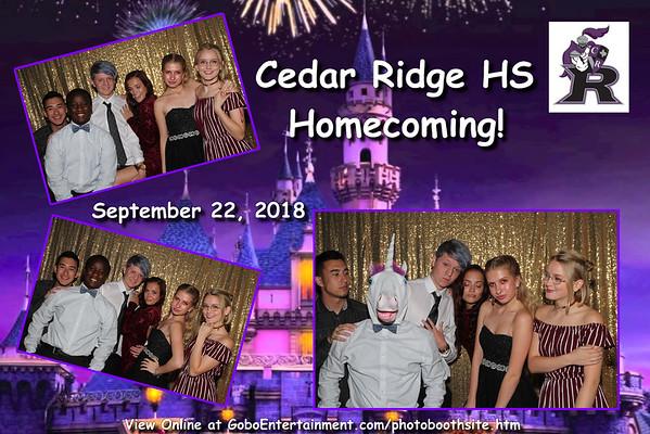 20180922 Cedar Creek HS Homecoming