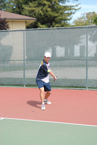 2007 - Menlo Boys Tennis - Senior - John