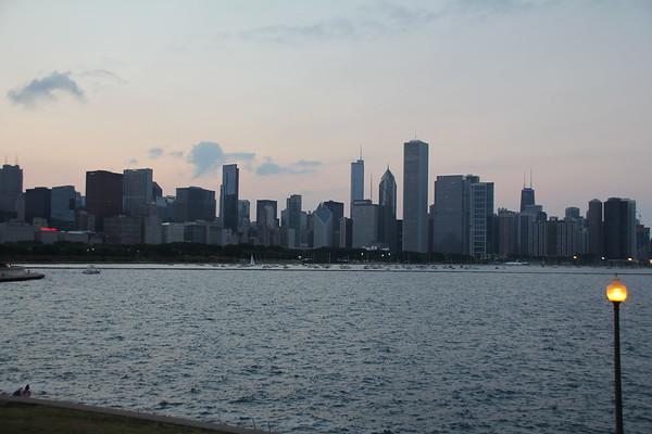 Chicago Trip 7/7-12/17