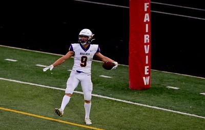 Photos: Fairview Vs. Boulder Football 8/27/21