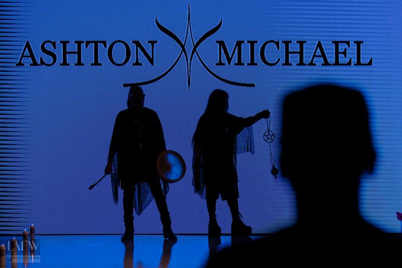 Ashton Michael LAFW SS17