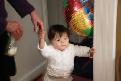 Andrew Bucher's 1st Birthday