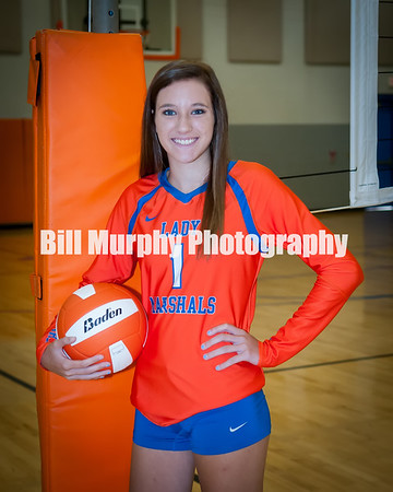 2016 Marshall County Volleyball