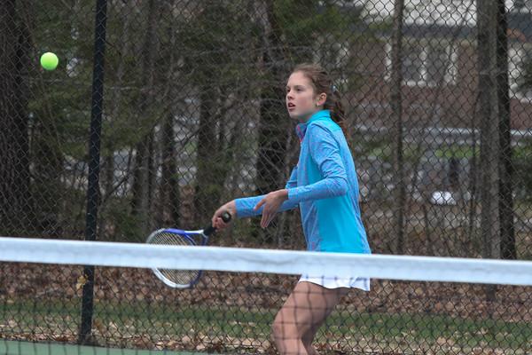 Girls' Varsity Tennis vs. Brewster | April 22
