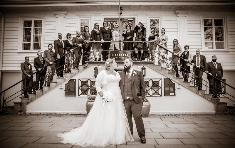 Bryllup Silje & Runar