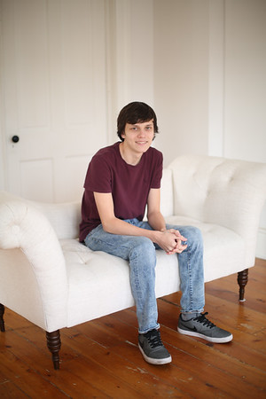 Logan Senior Session
