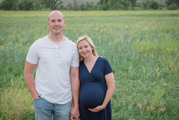 Brooke & Mike Maternity