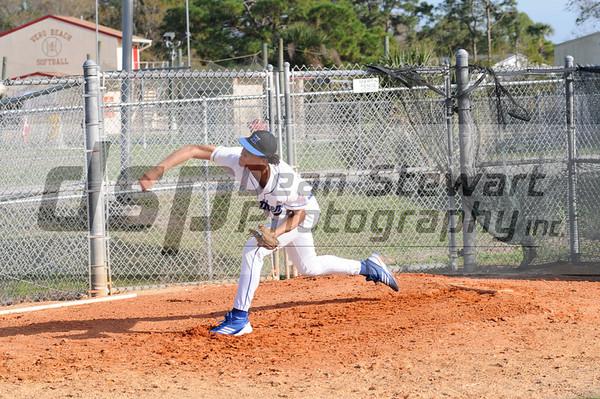 Heritage Varsity Baseball 2-8-12
