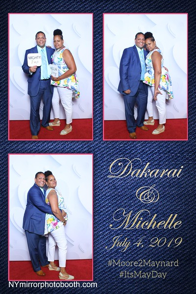 Dakarai & Michelle Wedding (7/4/19)