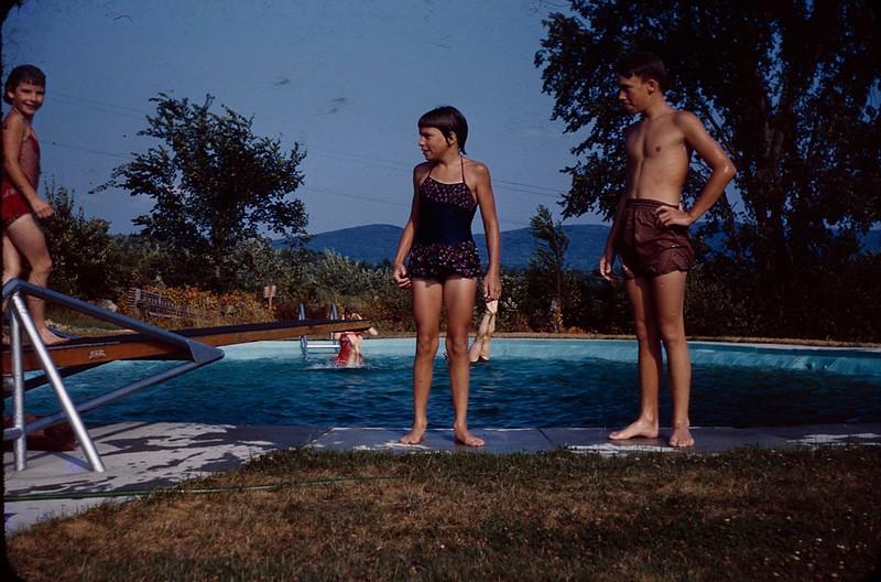 1955 08 Land's Pool Phil and Nancy.jpg
